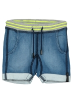 BOYS KNITTED DENIM BERMUDA SHO