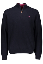 JOHN ZIP SWEATER