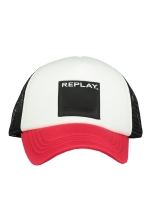 BASEBALL CAP WITH MESH BACK
