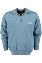 BRETT TOUR HALF-ZIP
