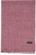 Scarf 312 Wine red