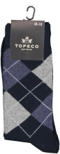 MENS SOCKS ARGYLE