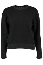 BONDED SWEAT PULLOVER
