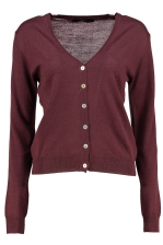 LADIES CARDIGAN MERINO