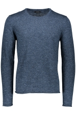 Oliver roll edge o-neck sweater