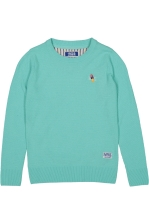 Jorsteam Knit Crew Neck Jr