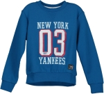 YTH GRAPHIC CREW SWEAT NY