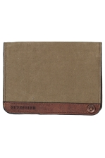 SUEDEBIRD KEATON PASSPORT CASE