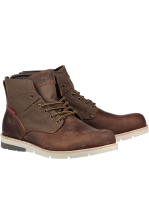 LEVIS JAX MENS BOOTS CANVAS VI