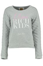 MIAMI RICH KIDS QUILT SWEATSHI