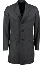 WILLIAM MELANGE COAT