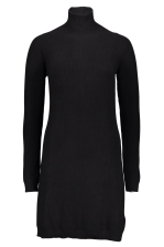 PORTIA HIGH NECK KNIT DRESS