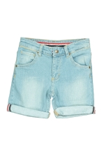 EDDIE DENIM SHORTS