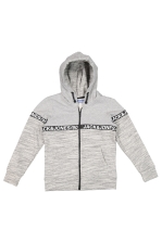 JCOIAN SWEAT HOOD ZIP JR