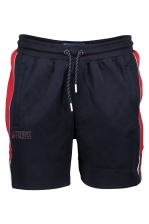 SD TRICOT BLOCKED TRACK SHORT