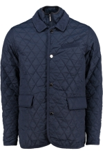 GELYN LONG QUILTED JACKET