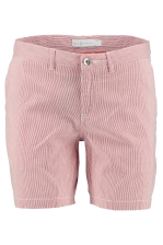 W GALE STRIPED CHINO SHORTS