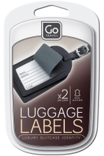 LABELS FOR LUGGAGE