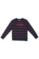 Jormalbustripe Sweat Crew Neck Junior