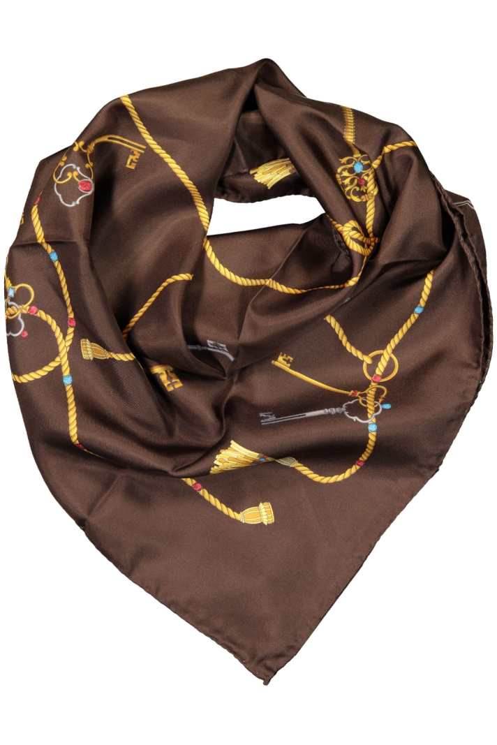 Single Scarf 45X45 - Vingkers Factory Outlet