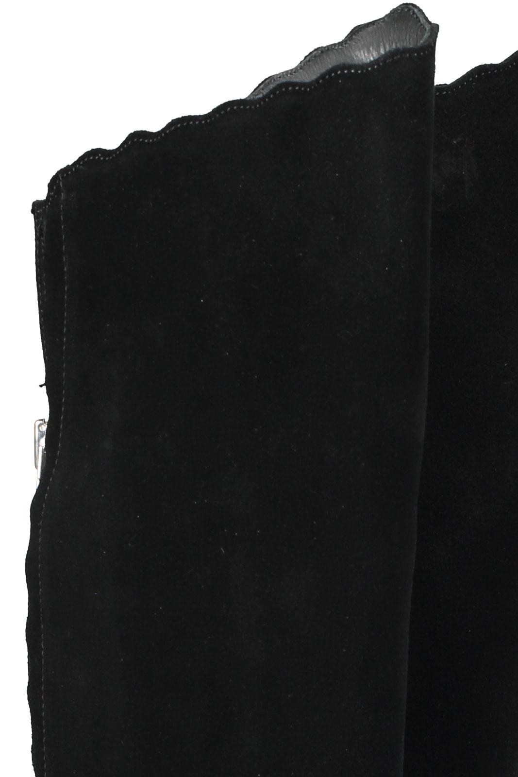 PRIMEBOOTS | Claudia X High 527 Afelp Black | SKOR NYHETER