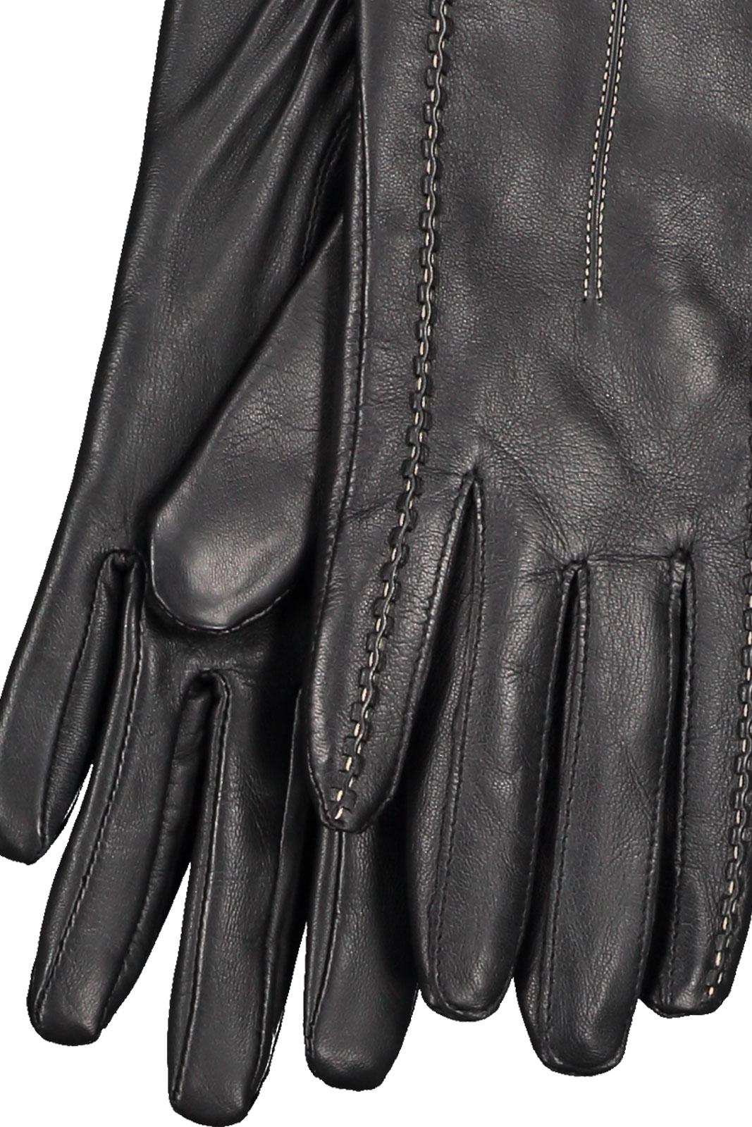 dam handskar skinn