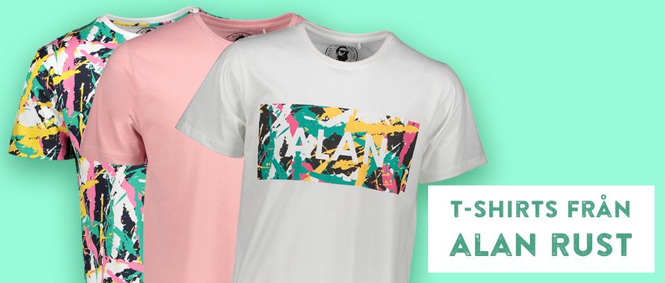 meet 519c6 a7726 T-shirts från Alan Rust