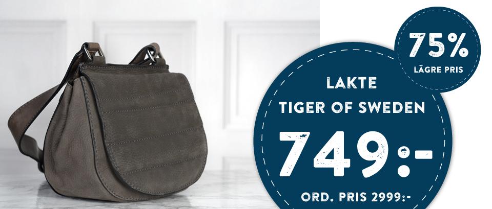 Lakte Tiger of Sweden 749:- Ord Pris 2999:-