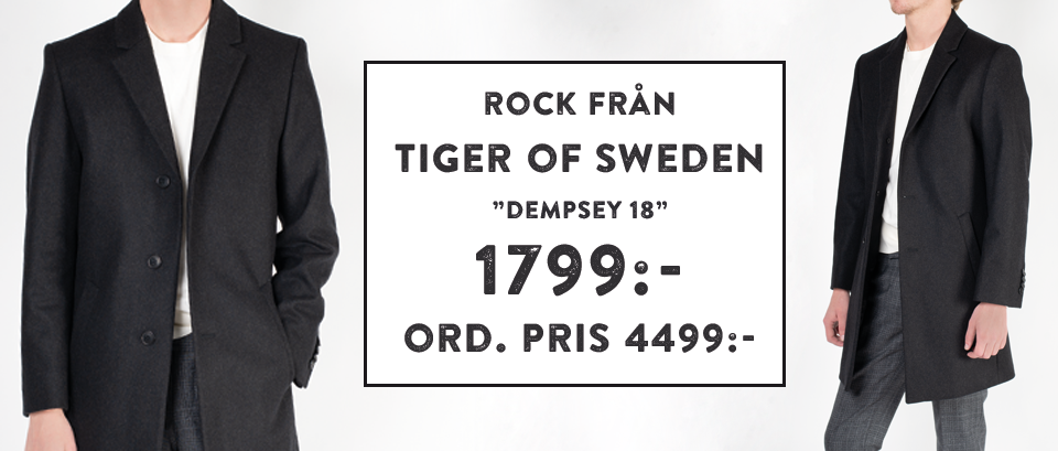 Rock från Tiger of Sweden