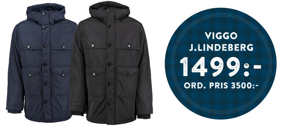 VIGGO J.LINDEBERG 1499:- ORD.PRIS 3500:-