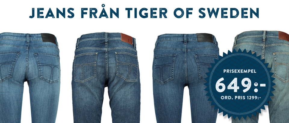 Jeans från Tiger Of Sweden