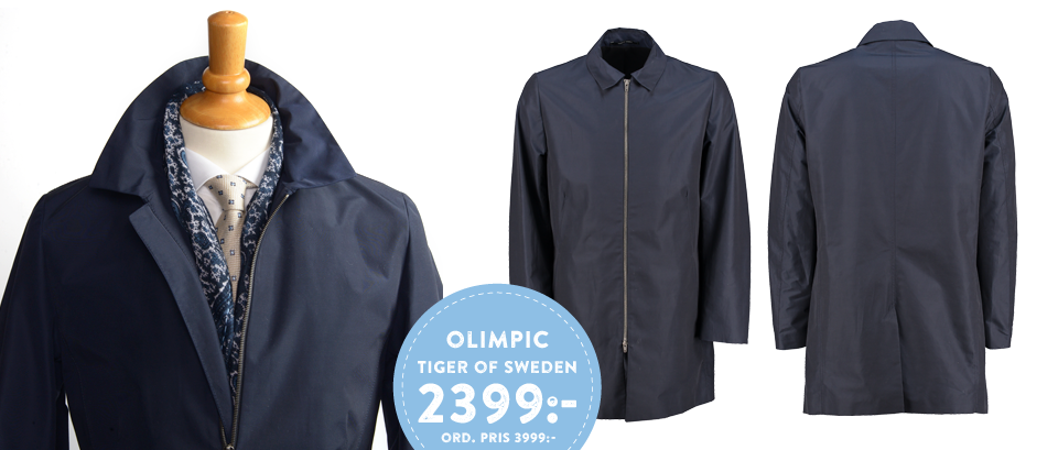 Olimpic Tiger Of Sweden 2399:- Ord. Pris 3999:-