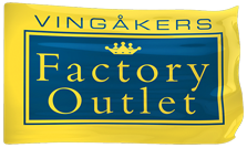 Vingåker factory outlet