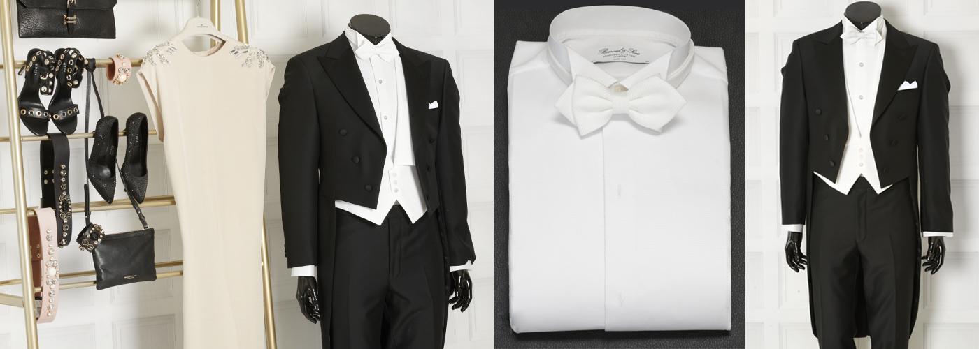 Klädkod Frack