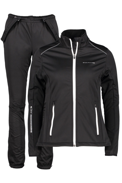 Zora W XCS Softshell i gruppen DAM / UNDERDELAR / FUNKTIONSBYXOR hos Vingåkers Factory Outlet AB (1001B_5713939711361_E18r)